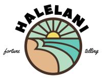 占い処 Halelani ロゴ